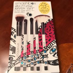 Smashbox Multi Use Brush Set with Case